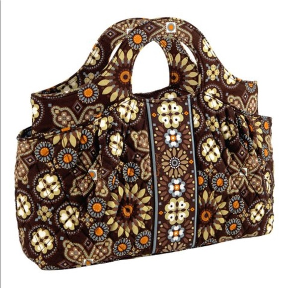 a37d16ed079a New with tags Vera Bradley Abby Canyon satchel